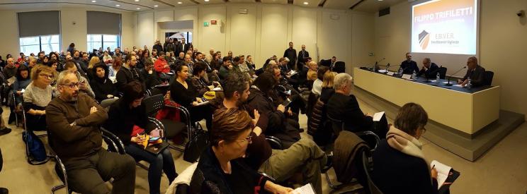 Ente Bilaterale della Vigilanza Emilia Romagna: presentazione a Bologna al Museo di Arte Moderna